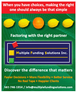 Multiple Funding Solutions Ad New